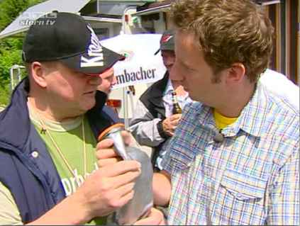 Screenshot: Stern-TV am 13.06.2007 auf RTL